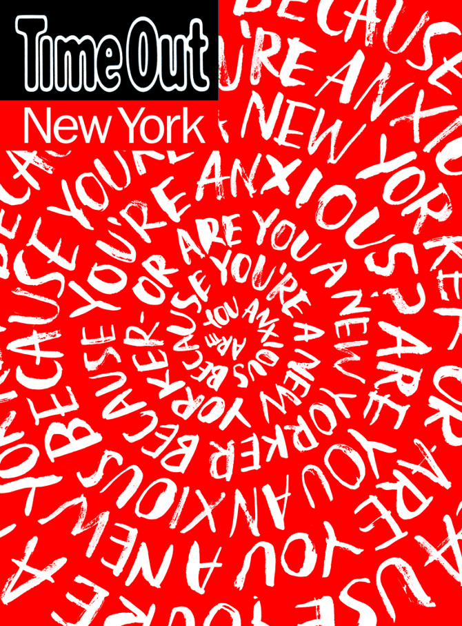 Time Out New York Angela Southern Lettering Artist