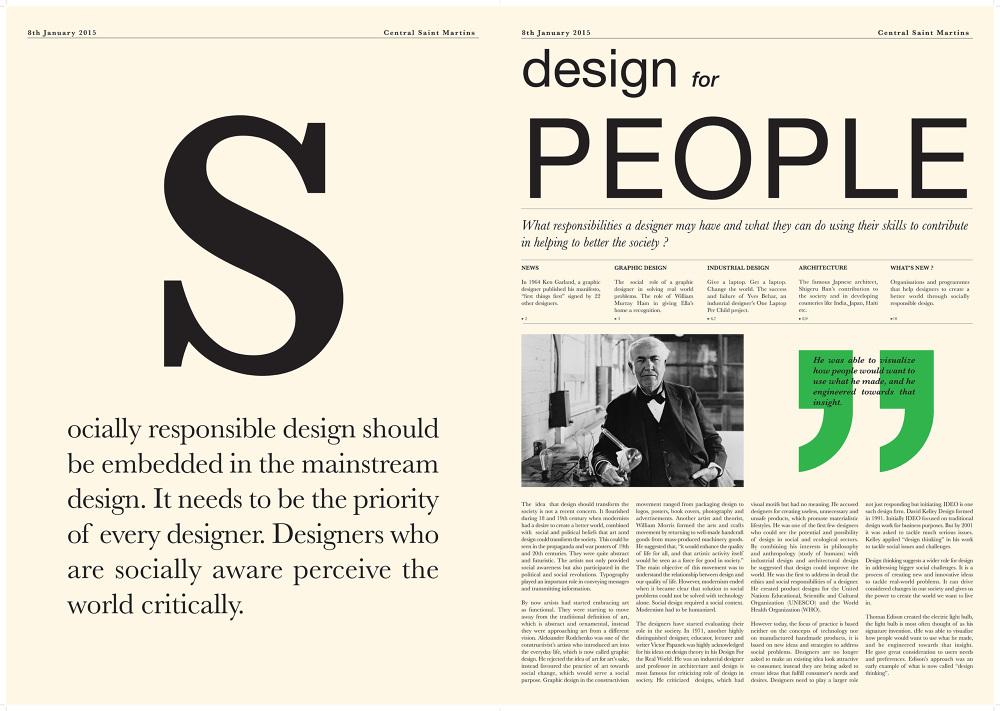 Dissertation Design